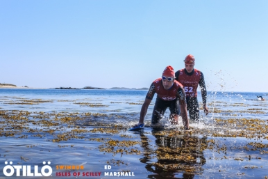 Otillo Swimrun World Series 2017, Isles of Scilly.